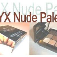 Review: NYX Nude Palette