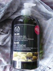 Review: The Body Shop Olive Showergel