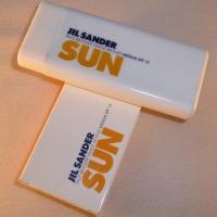 Review: Jil Sander Bronzer - instant tanner SPF 15
