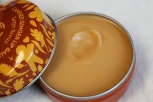 TBS Candied Ginger Lip balm