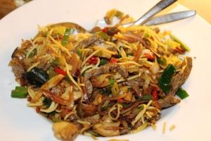 Recept: Oosterse maaltijd