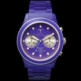 Purple Rain Brasco Chrono paars van €199 voor €99