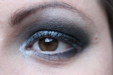 Smokey eye Nanette