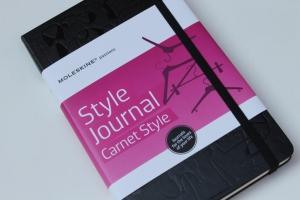 Style Journaal Moleskine