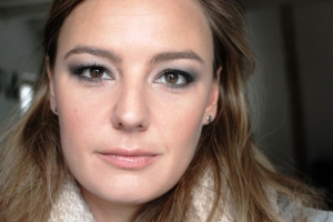 That's me: make-up =)