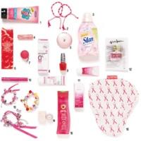 Pink Ribbon Mega Goodiebag: wie wil er nog eentje?