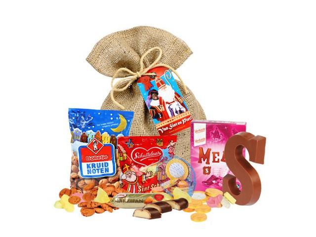 Sinterklaas Geef Me Een Cadeau Kraamboek Maken