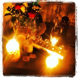 Kerst groet 2012