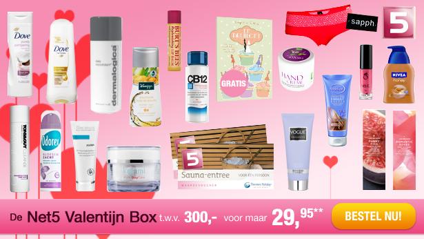 Net 5 Valentijn Box