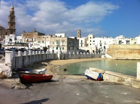 Italië kust