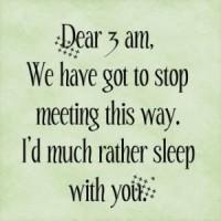 Insomnia: mijn tips om weer lekker te kunnen slapen!
