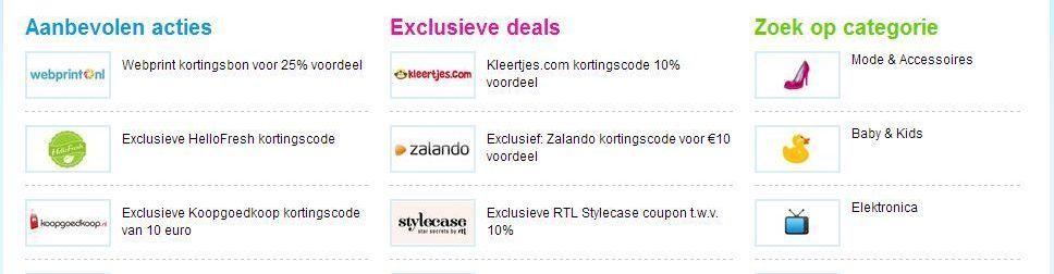 Mijnkortingscodes.nl foto 3