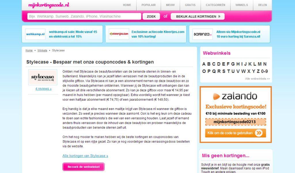Mijnkortingscodes.nl