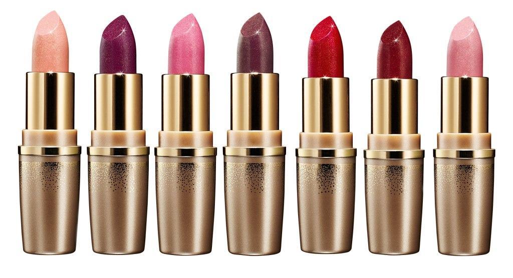 Oriflame Giordani Gold Canary Diamond Lipstick